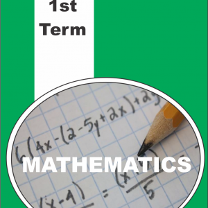 First Term JSS1 Mathematics lesson note