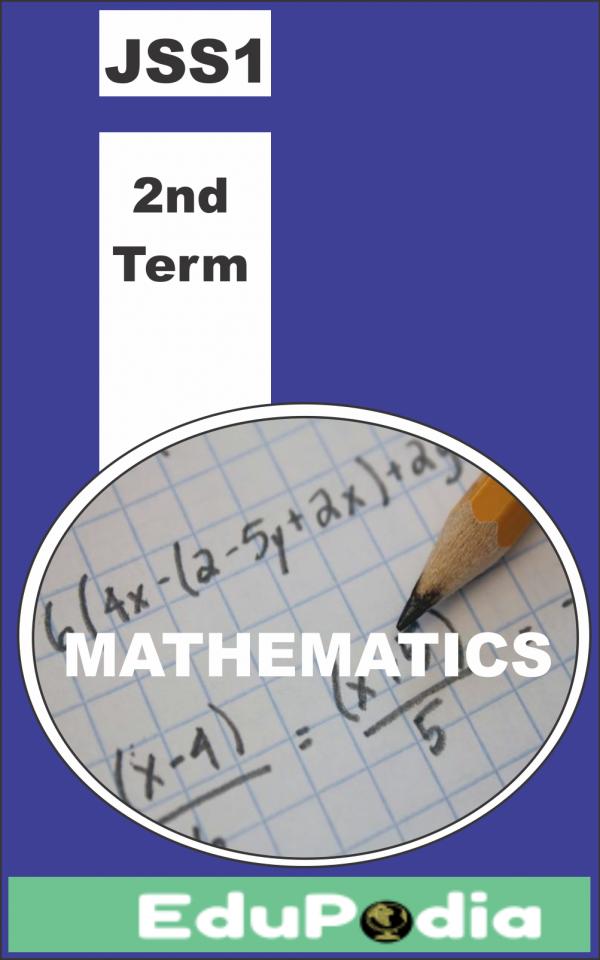 Second Term JSS1 Mathematics lesson note