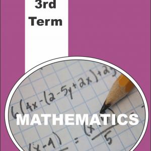 Third Term JSS2 Mathematics Lesson Note