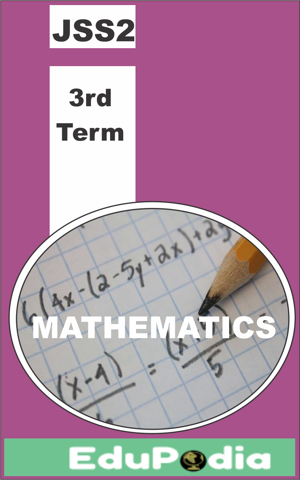 Third Term JSS2 Mathematics Lesson Note