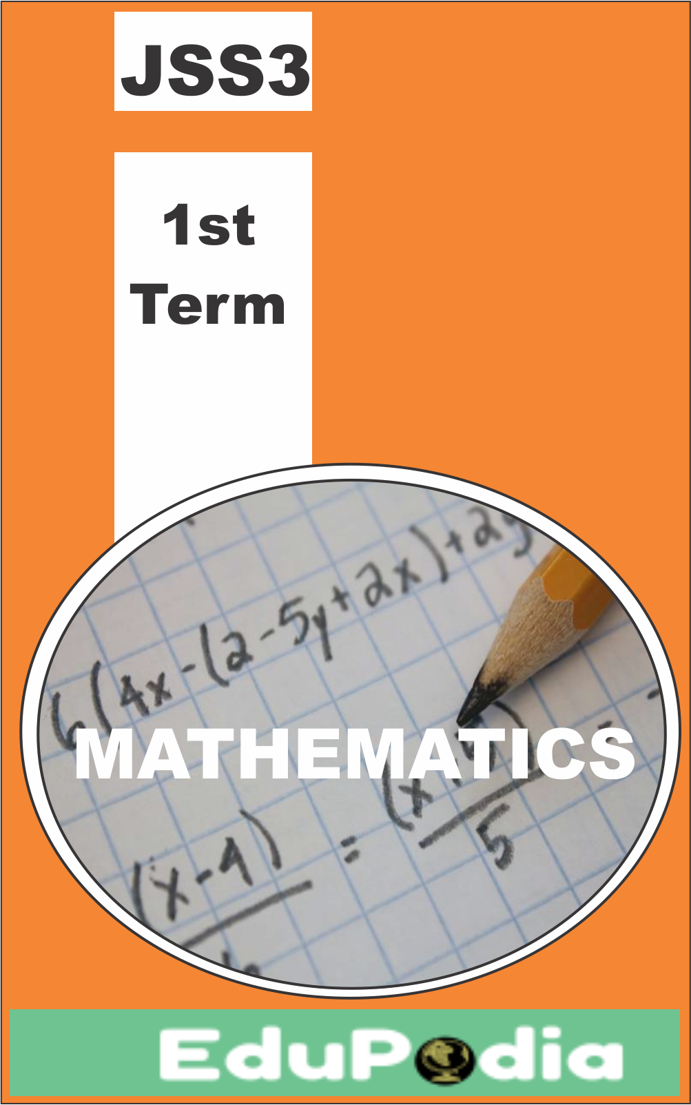First Term JSS3 Mathematics Lesson Note