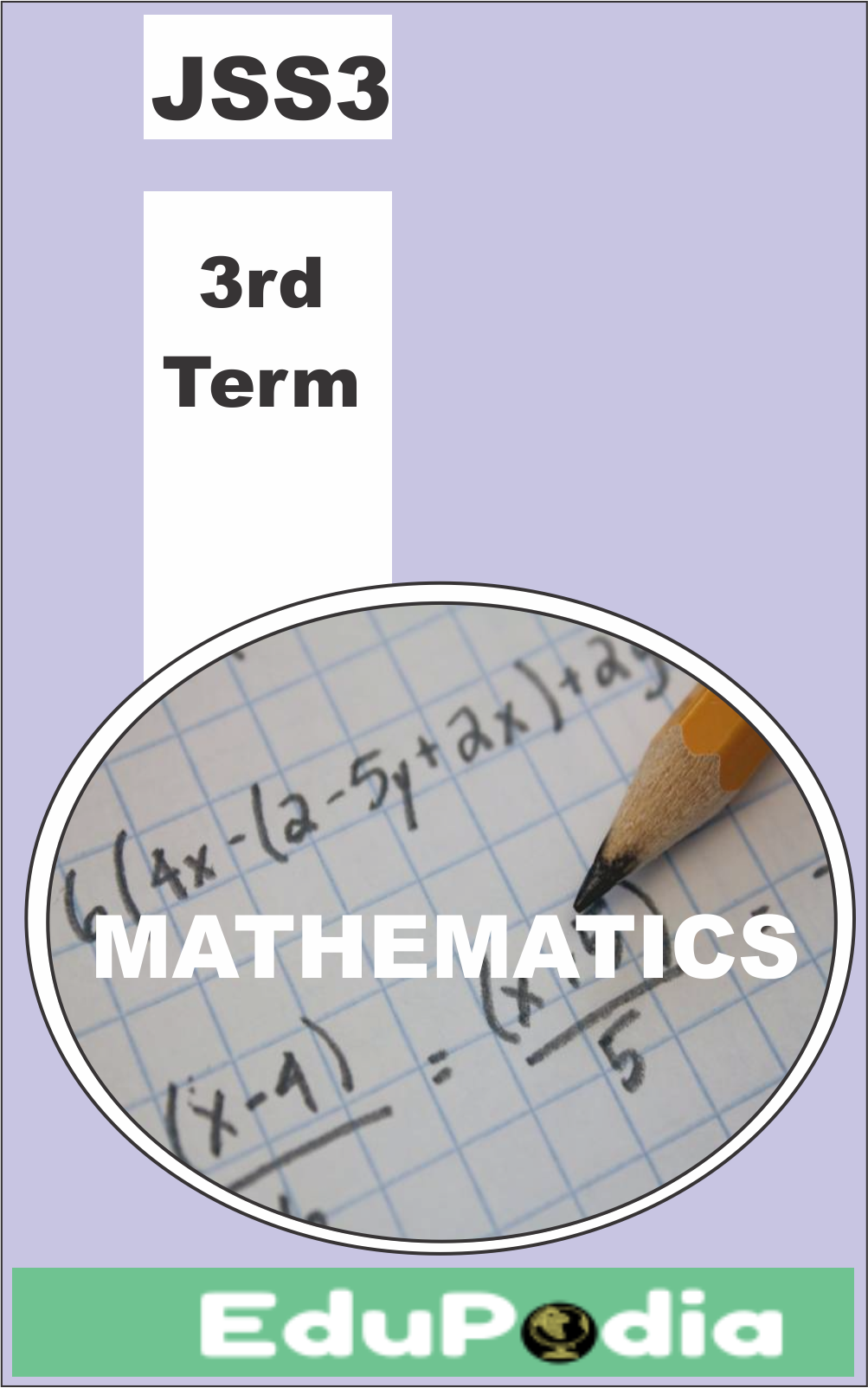 Third Term JSS3 Mathematics lesson note