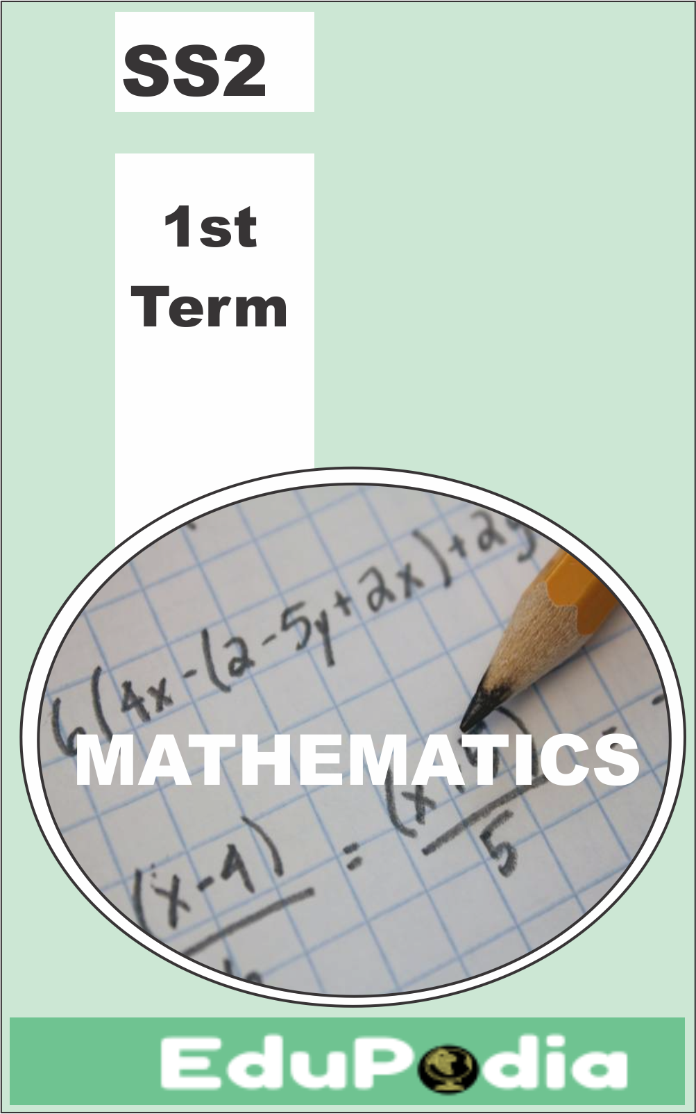 First Term SS2 Mathematics Lesson Note