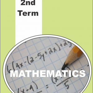 Second Term SS2 Mathematics Lesson Note
