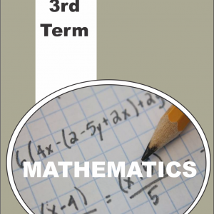 Third Term SS2 Mathematics Lesson Note