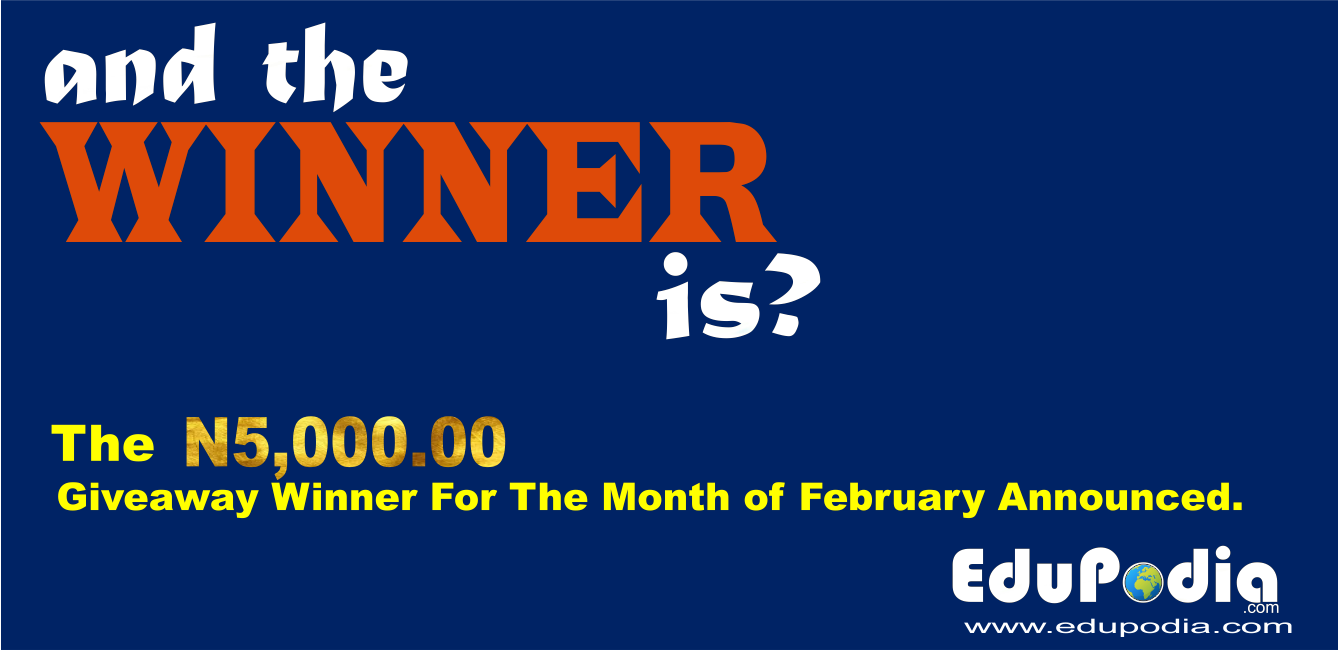 EduPodia N5000 Subscribe and Win Giveaway Winner Announced